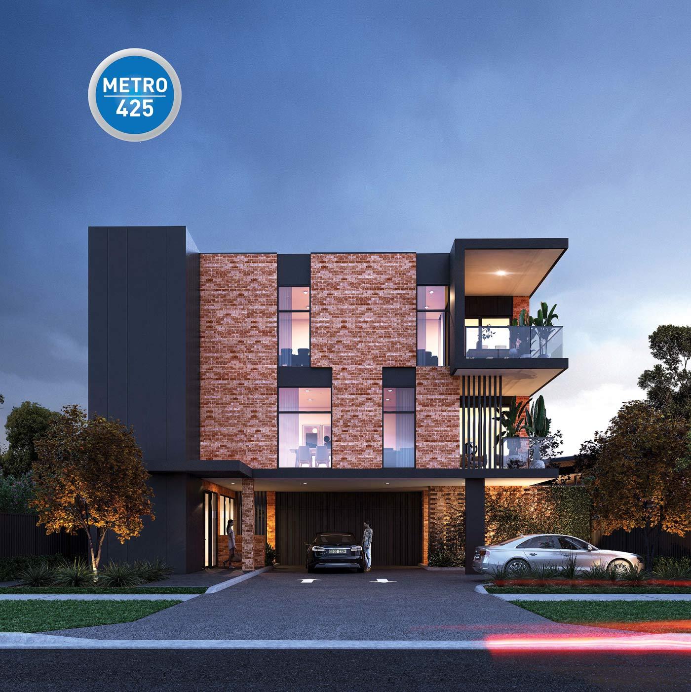 METRO425 Apartments Exterior